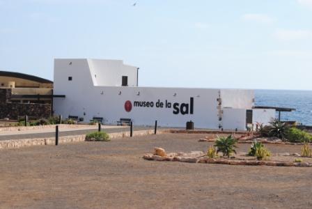Het Zout Museum Fuerteventura (c) 2012 SpanjeVakantieland.nl