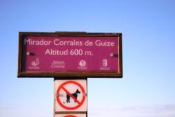 Mirador Corrales de Guize (c) 2012 SpanjeVakantieland.nl