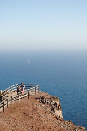 Fuerteventura uitzicht (c) 2012 SpanjeVakantieland.nl