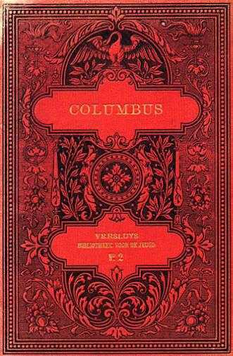 Voorkant van de oorspronkelijke uitgave uit 1887.