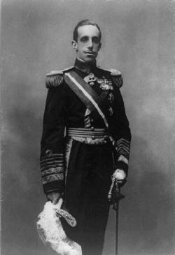 Alfons XIII van Spanje